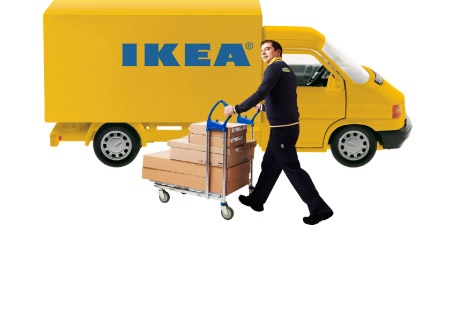 zbieranie produkt w i transport z wniesieniem ikea. Black Bedroom Furniture Sets. Home Design Ideas