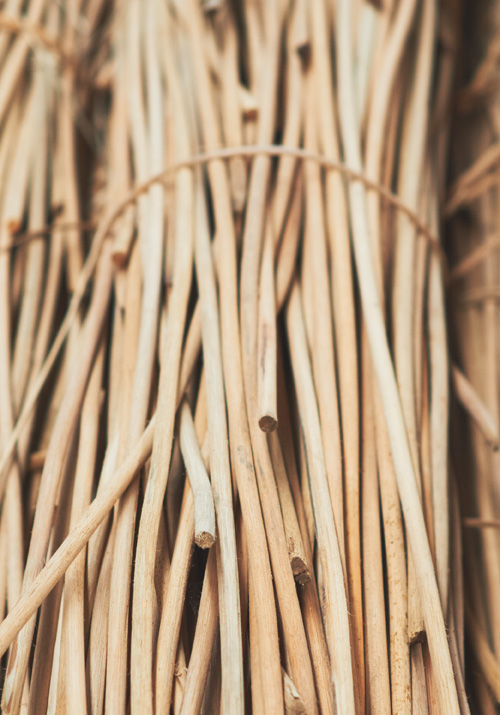 The use of natural fiber materials is increasing at IKEA, whether it's water hyacinth, cork, banana fibers or rattan.