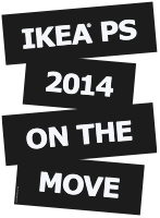 IKEA PS 2014 on the move