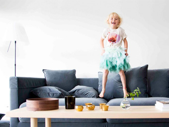 Learn more about how IKEA products are safe to use at home.