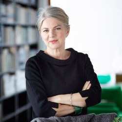 a photo portrait of IKEA Interior Designer, Annette Ydholm