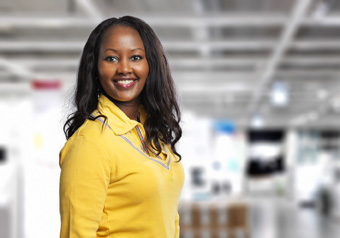 Image of IKEA co-worker Jackline Kibunja