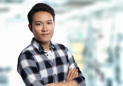 Bill Lo, Product Requirement Engineer, Design and Product Development