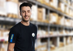 Eldin Topic, Manager Sales & Supply Support, Logistika