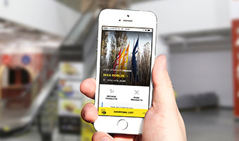 Download the IKEA Store app on App store or Google Play for your own little IKEA shopping assistant.