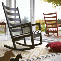 Discover the stories behind the products ikea - Ikea varmdo rocking chair ...