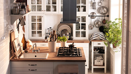 Kitchens For Small Spaces In Great Designs