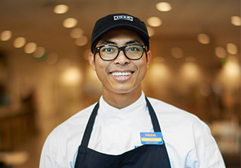 Image of IKEA co-worker