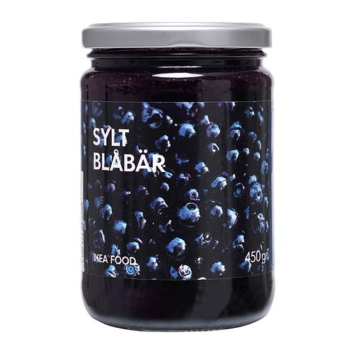 sylt-blabar-blueberry-jam