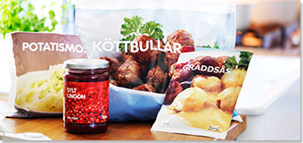 Swedish Food Market
