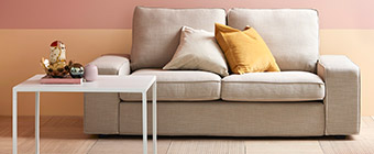 IKEA Home Furnishings KIVIK sofas and armchairs