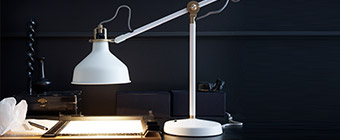 IKEA Home Furnishings table lamps and lighting
