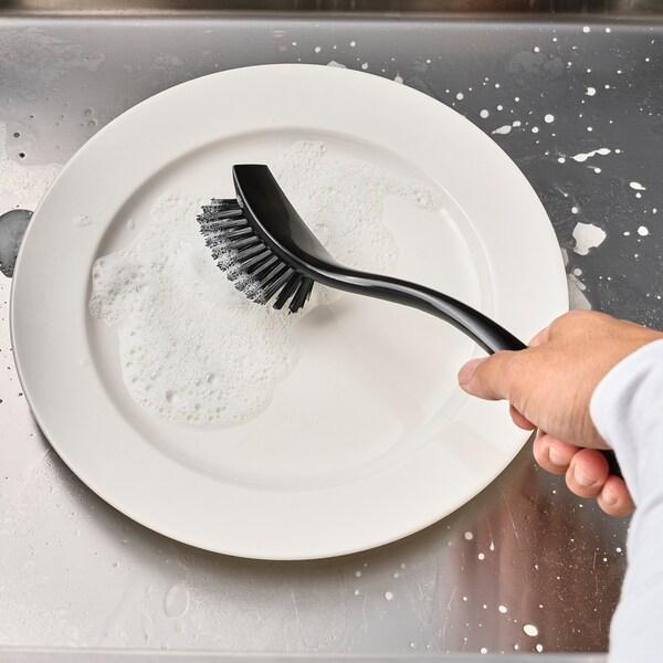 ANTAGEN Dish-washing brush, assorted colours