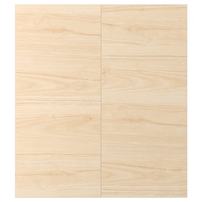 ASKERSUND 2-p door f corner base cabinet set