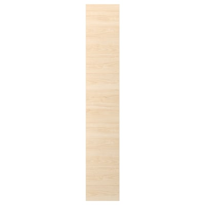 ASKERSUND Cover panel, light ash effect, 39x229 cm