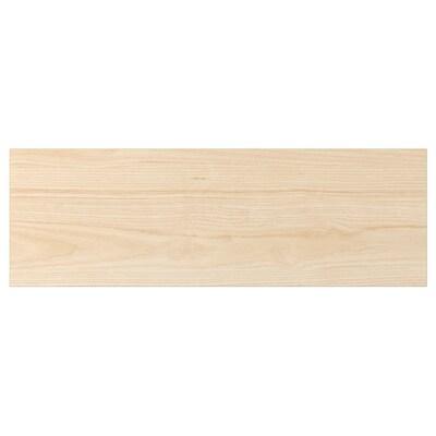 ASKERSUND Drawer front, light ash effect, 76x25 cm