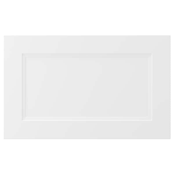 AXSTAD Drawer front, matt white, 61x38 cm