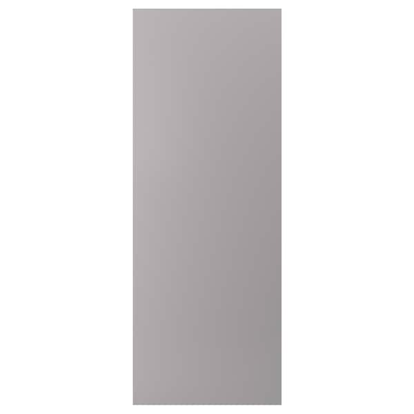 BODBYN Cover panel, grey, 91x244 cm