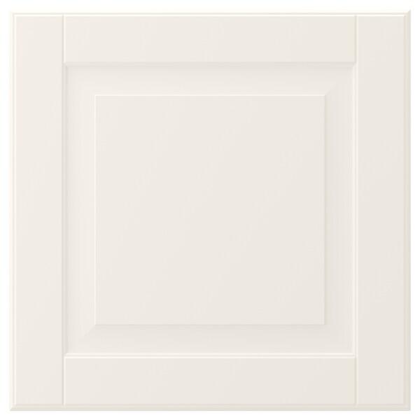 BODBYN Drawer front, off-white, 38x38 cm
