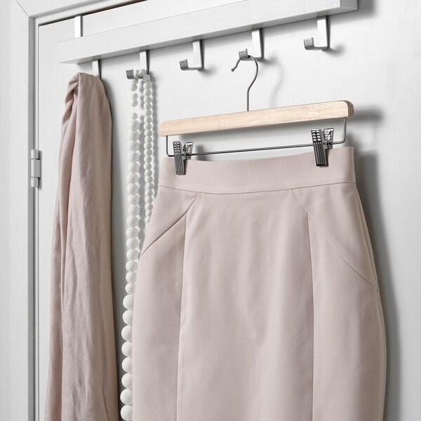 BUMERANG Skirt hanger, natural