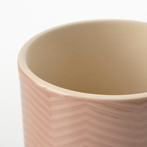 CHIAFRÖN Plant pot, in/outdoor light pink, 9 cm
