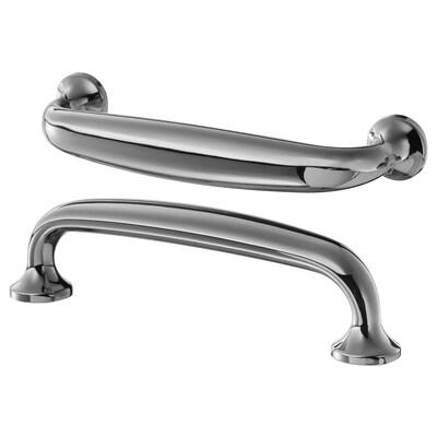 ENERYDA Handle, chrome-plated, 112 mm
