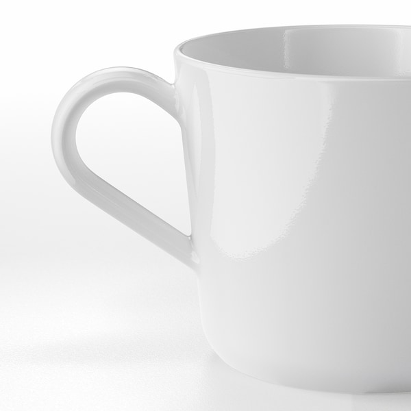 IKEA 365+ Mug, white, 36 cl