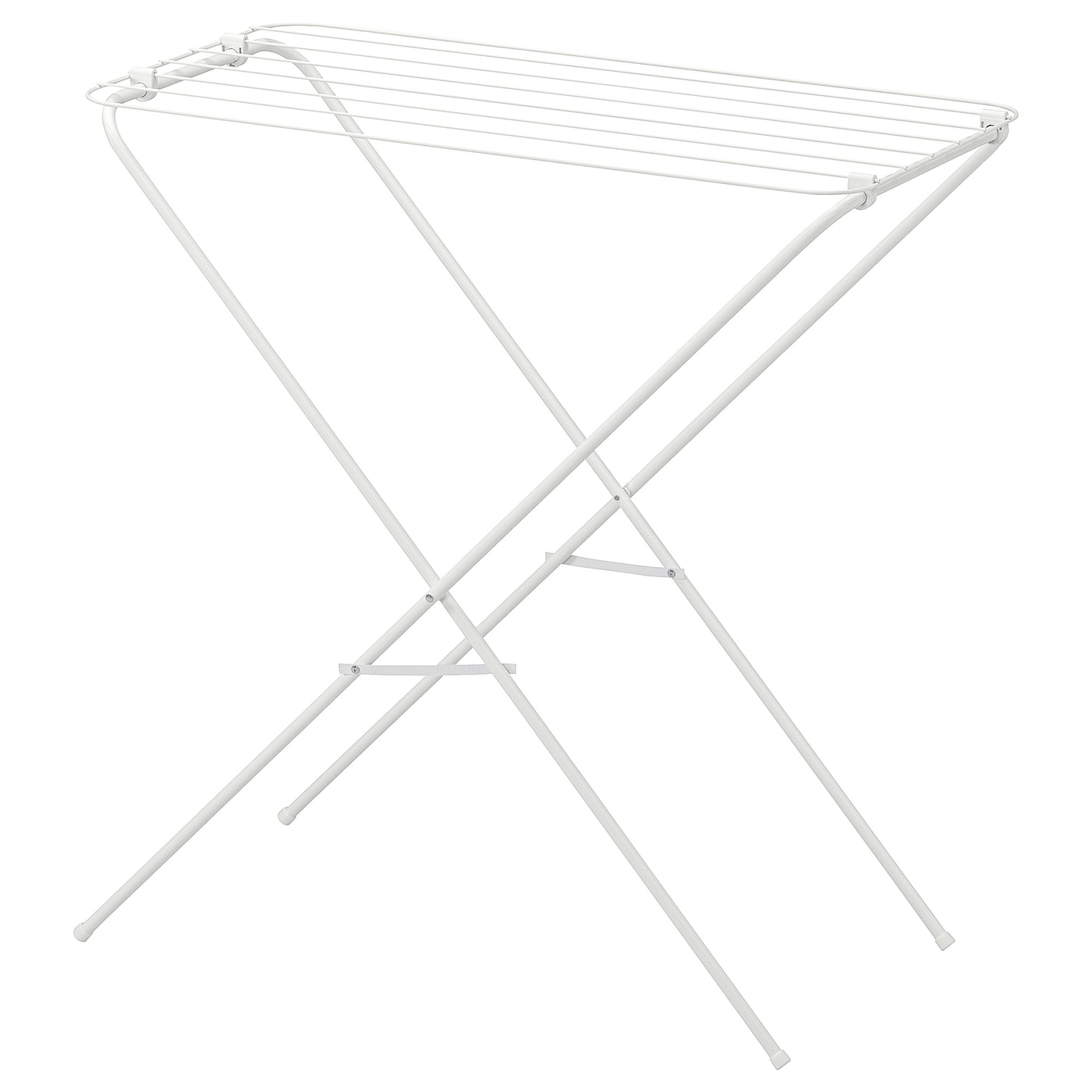 jall drying rack in outdoor white