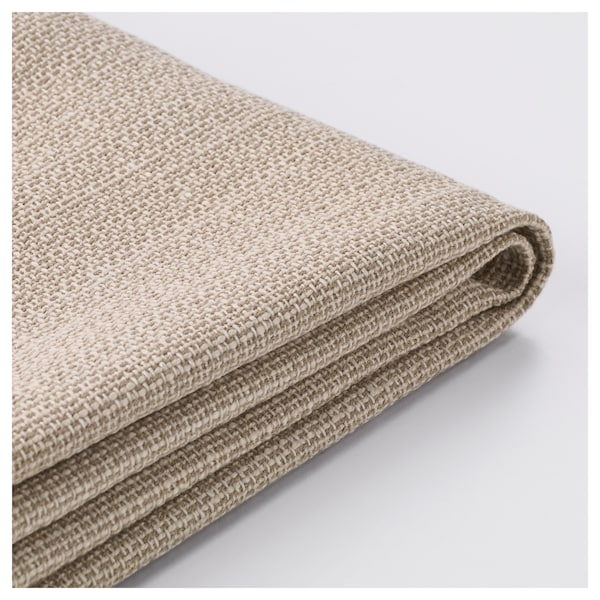 KIVIK Cover for chaise longue, Hillared beige