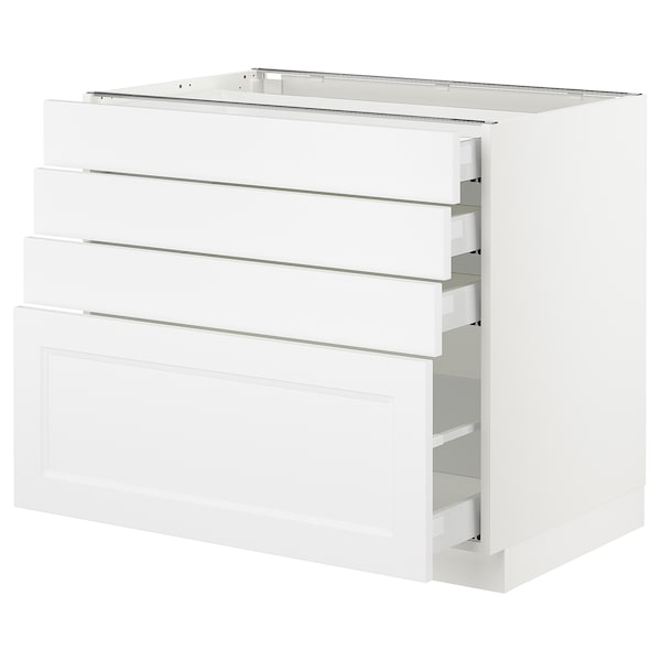 SEKTION Base cabinet with 4 drawers