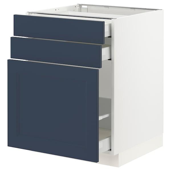 SEKTION / MAXIMERA Base cabinet/p-out storage/2 drwrs