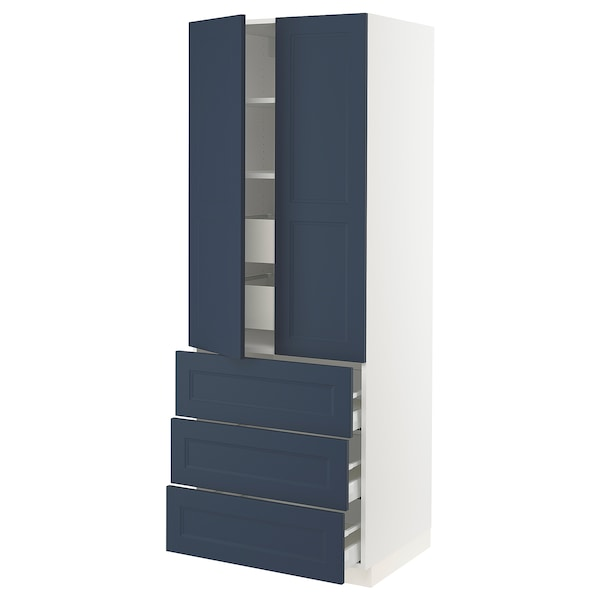 SEKTION / MAXIMERA High cab w 2 drs/3 fronts/5 drawers