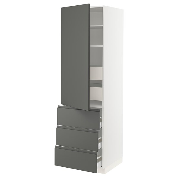 SEKTION / MAXIMERA High cab w door/3 fronts/5 drawers