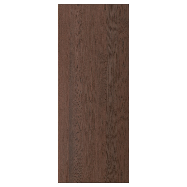 SINARP Door, brown, 61x152 cm