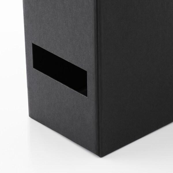 TJENA Magazine file, black