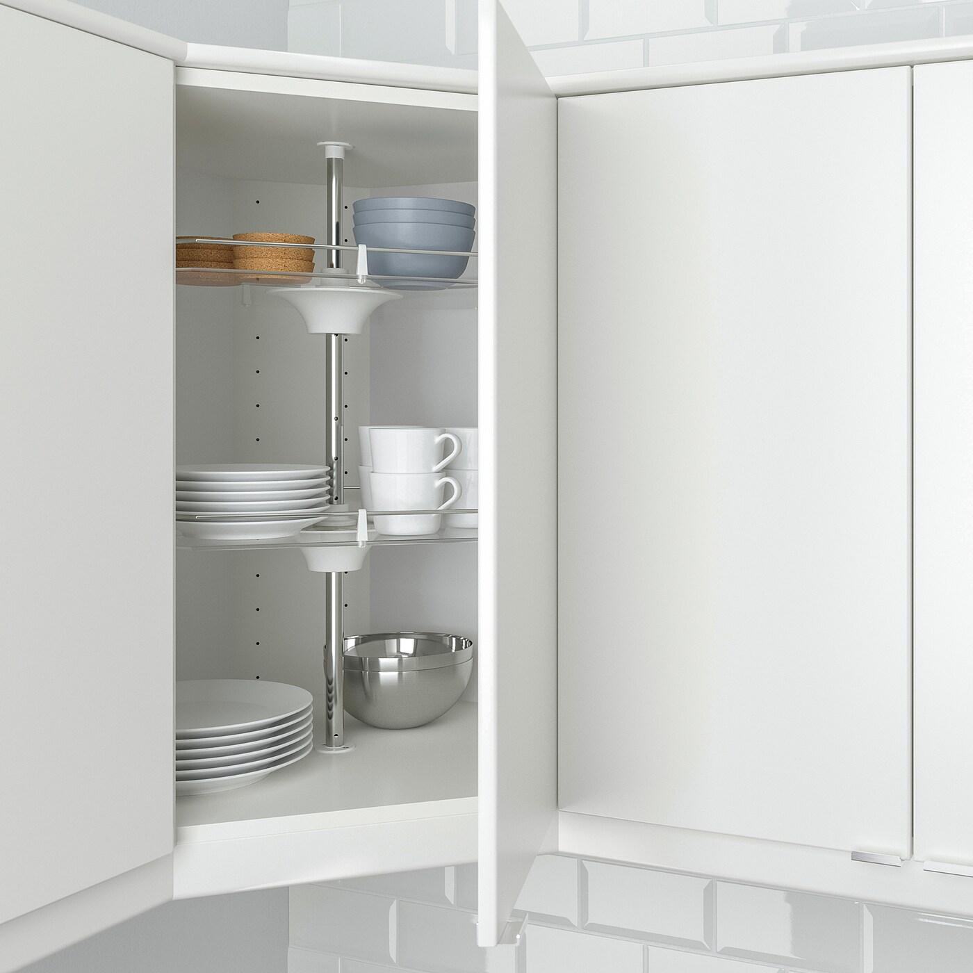 Utrusta Wall Corner Cabinet Carousel Ikea