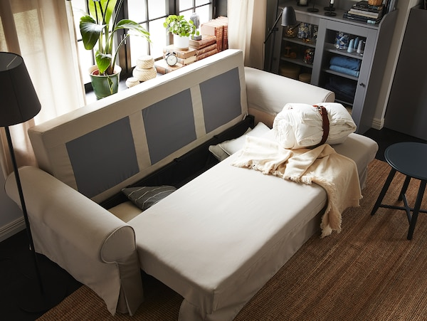 Totebo light beige IKEA EKTORP Cover for armchair