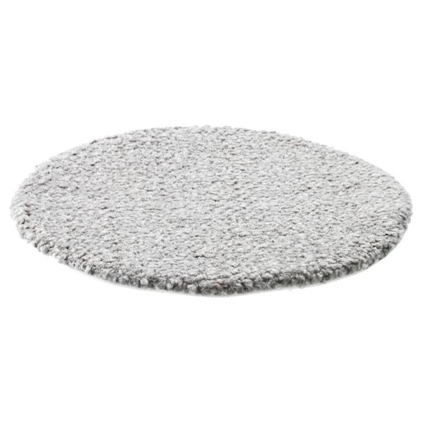 BERTIL Cojín para silla, gris, 33 cm