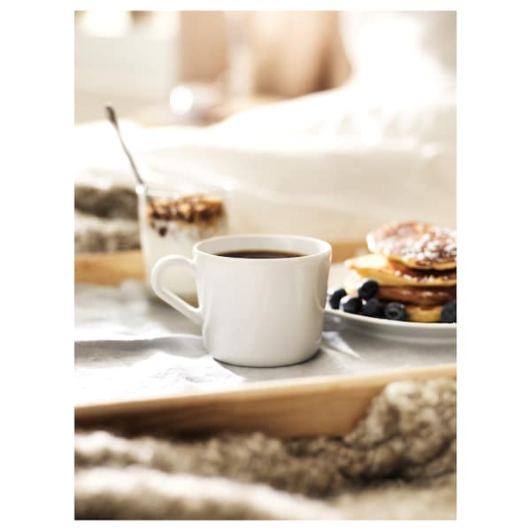 IKEA 365+ Taza, blanco, 36 cl