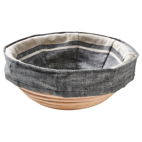 JÄSNING Canasta para pan, 22 cm