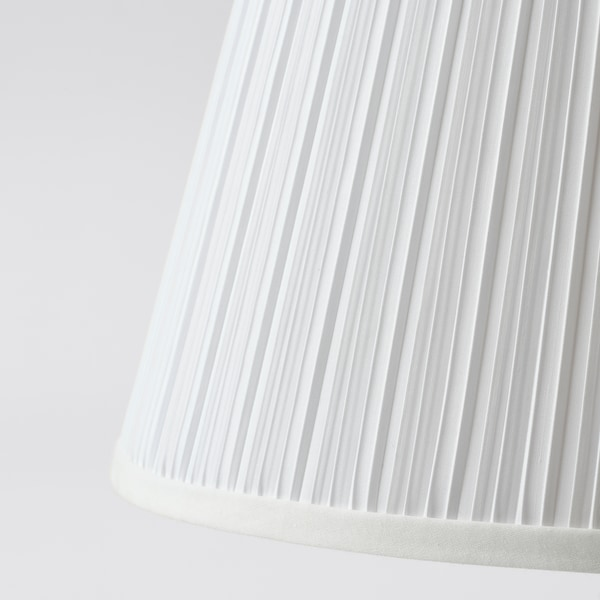 MYRHULT Pantalla para lámpara, blanco, 42 cm