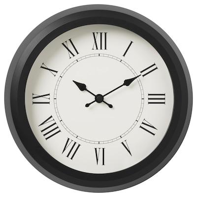 NUFFRA Reloj de pared, 25 cm