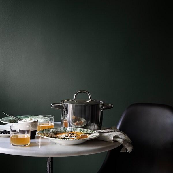 OUMBÄRLIG Olla con tapa, 3 l