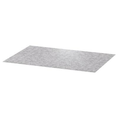 PASSARP Tapete para cajón, gris, 50x79 cm