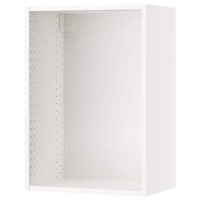 SEKTION Estructura gabinete de pared, blanco, 53x38x76 cm
