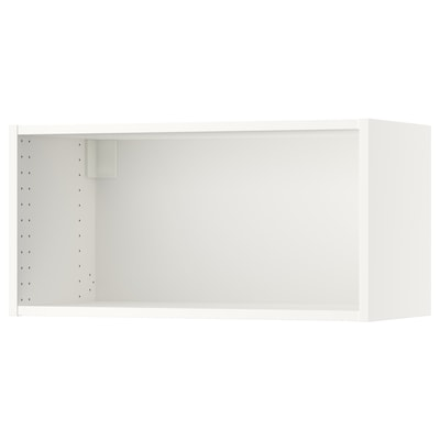 SEKTION Estructura gabinete de pared, blanco, 76x38x38 cm