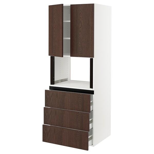 SEKTION / MAXIMERA Gabinete alto para microondas