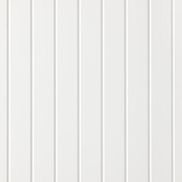 SILVERÅN Mueble de lavabo con 2 puertas, blanco, 60x38x68 cm
