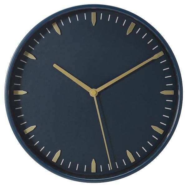 SKÄRIG Reloj de pared, 26 cm