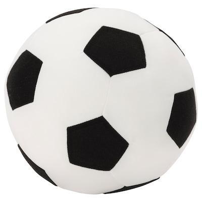 SPARKA Peluche, balón/negro blanco